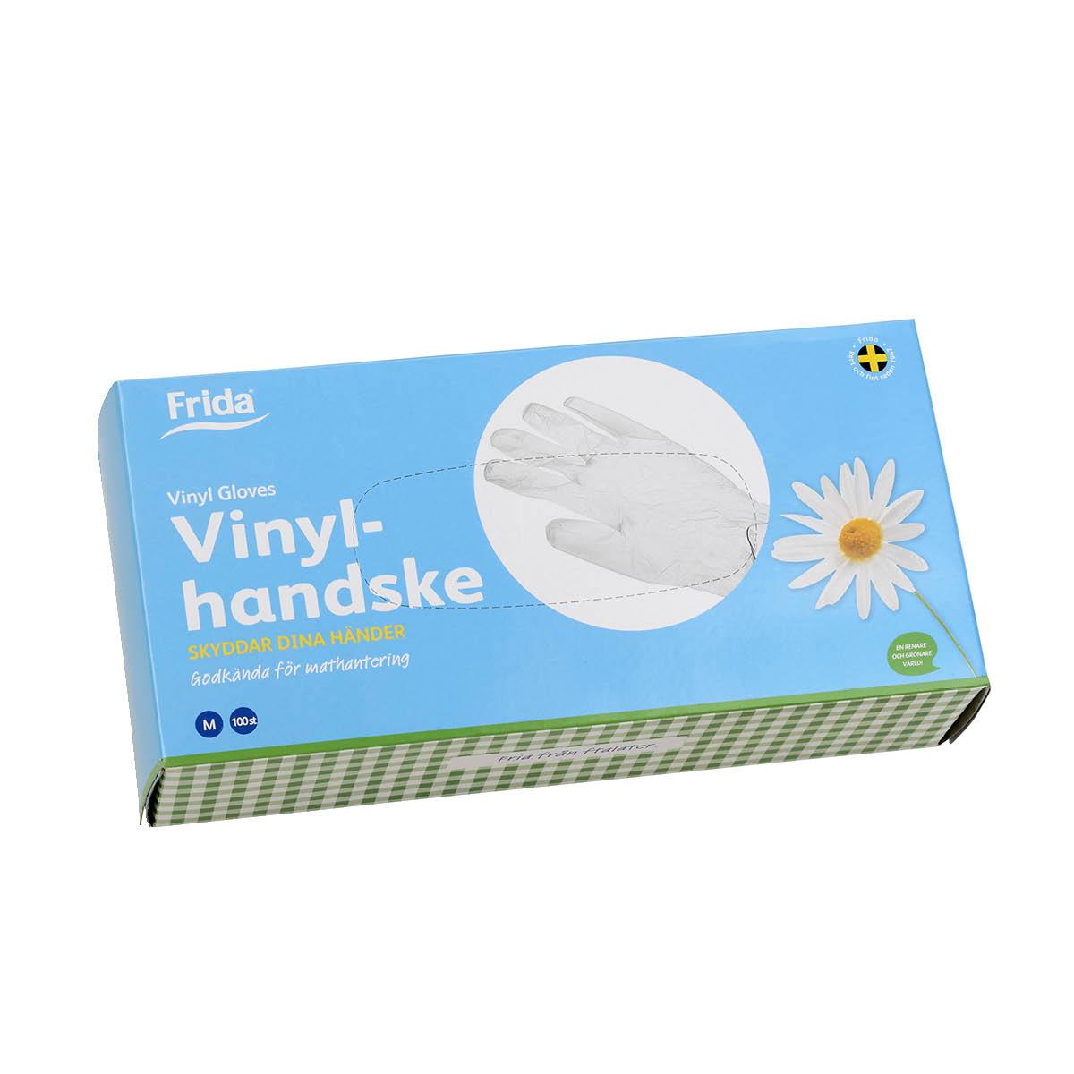 Vinylhandske